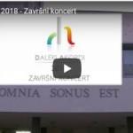 Snimka završnog koncerta